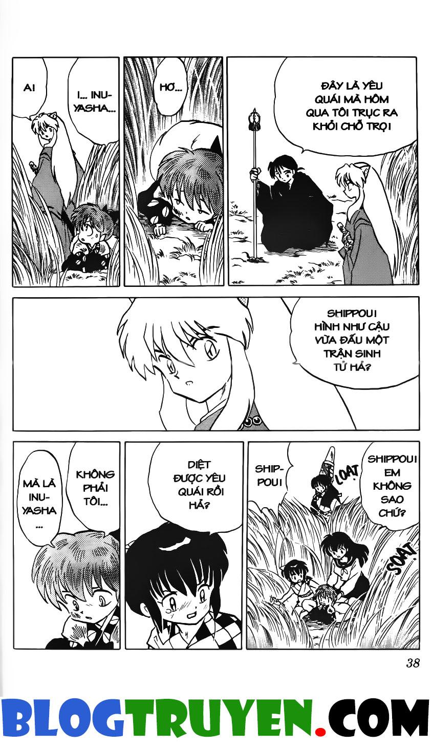 Inuyasha vol 21.2 trang 17