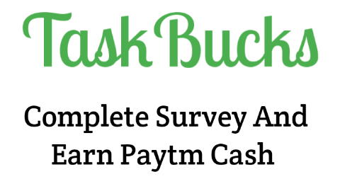 How to earn free paytm cash just by completing survey : Do survey and earn paytm cashback