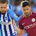 Highlight Brighton 0-2 Man. City, 12 Agustus 2017