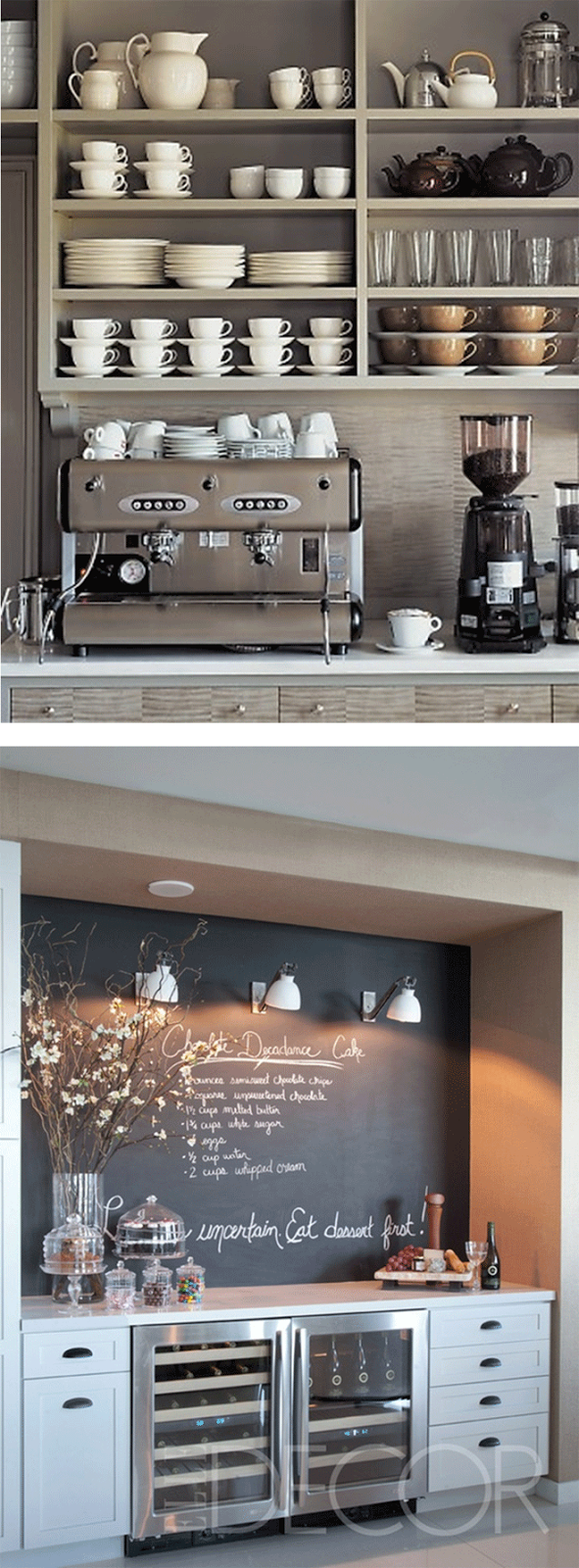 South On Broadway: Obsessed // Coffee Station