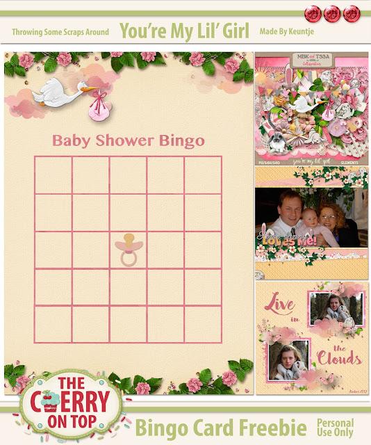 Free Bingo Card