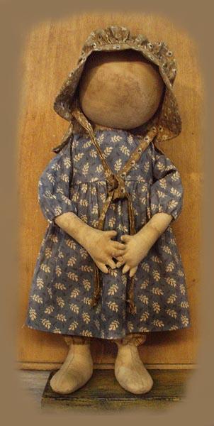 Sweetmeadowsfarmhappenings Early Prairie Doll Pattern Is