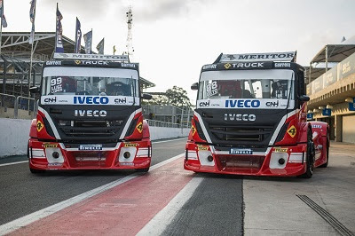 Rivera, no Uruguai, recebe etapa da Copa Truck 2018