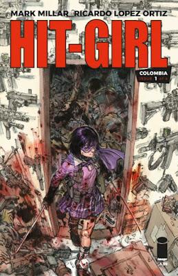 """Hit-Girl"" tendrá una nueva serie regular."