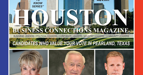 Houston Business Connections Magazine©: 2017 Pearland ...