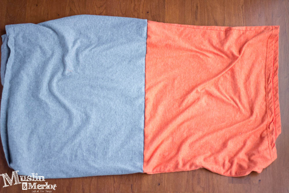 DIY T-Shirt Towel for Perfectly Smooth Hair - Muslin and ...