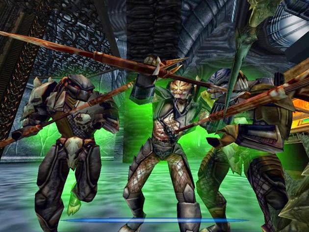 Aliens vs Predator 2 + Primal Hunt [PC-Game] Torrent Download