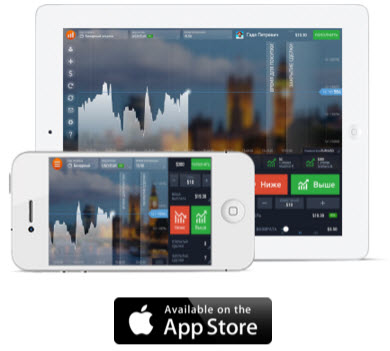 IQ Option IOS Apps