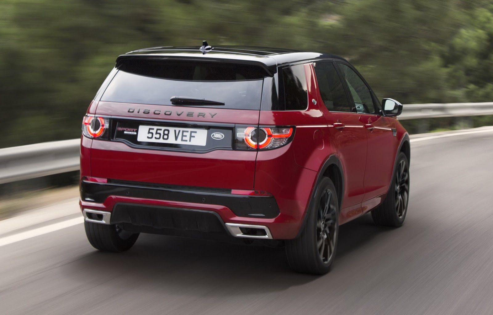 land rover discovery sport hse dynamic lux 2016 land rover autopareri. Black Bedroom Furniture Sets. Home Design Ideas