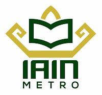 Logo IAIN Metro