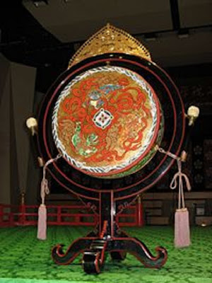 Tsuri-daiko musical instrument of traditional Japan - berbagaireviews.com