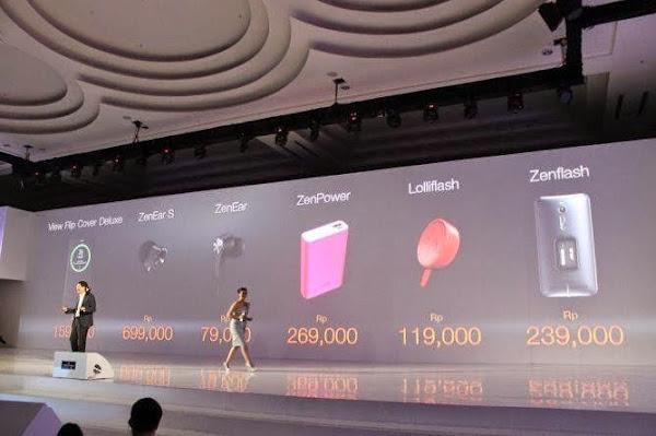 Zenfone 2 memiliki ZenPower Berkapasitas besar 10.050mAh