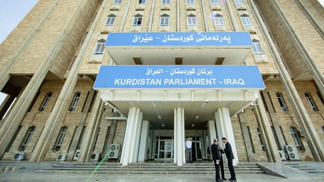 kurdistan parlamentosu nda onemli gelişme