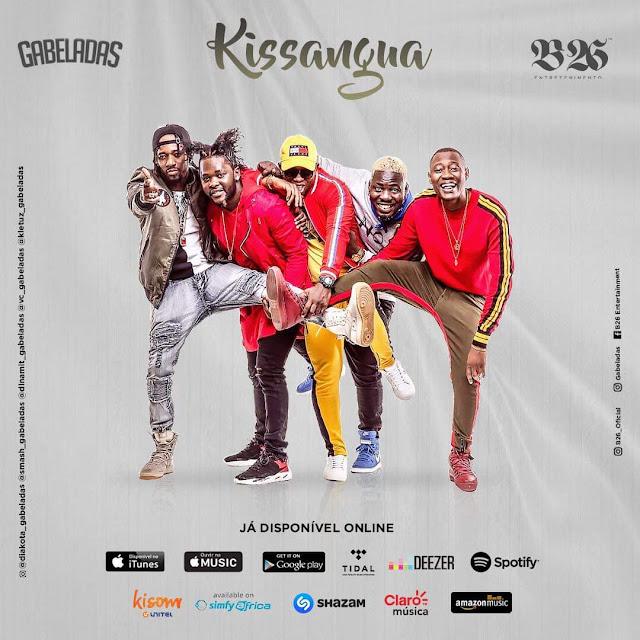 Projecto Gabeladas - Kissangua (Zouk) [Donwload] baixar nova musica descarregar agora 2019