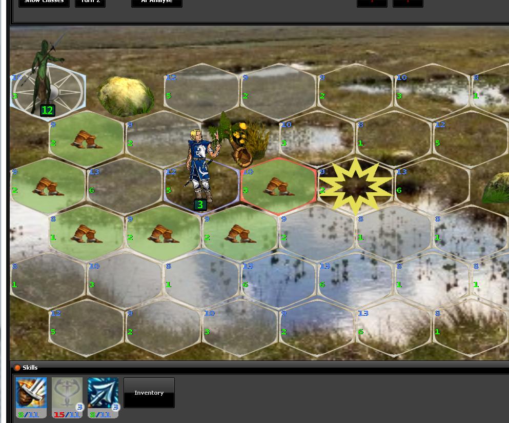 Dungeon crawler development blog: Eador vs Divinity type of