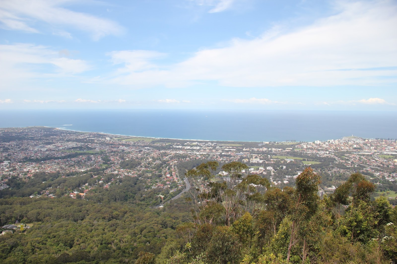 mount keira lookout - HD 1600×1066