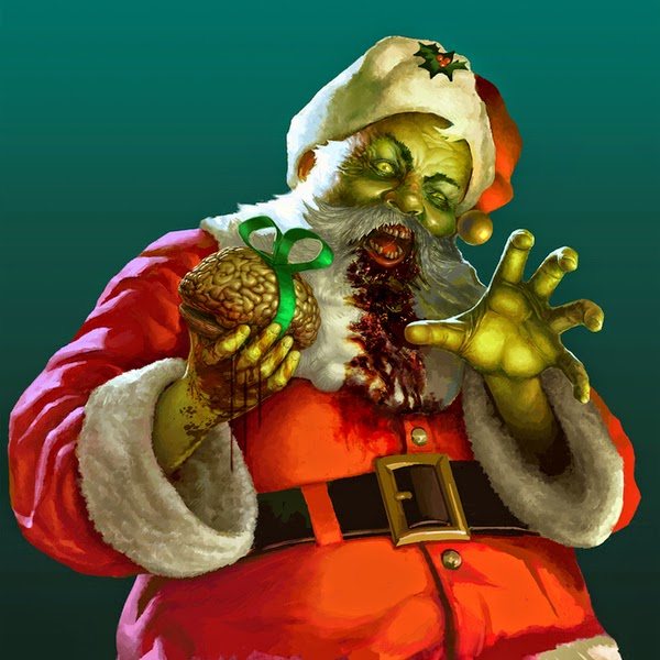 zombie Christmas holiday.filminspector.com