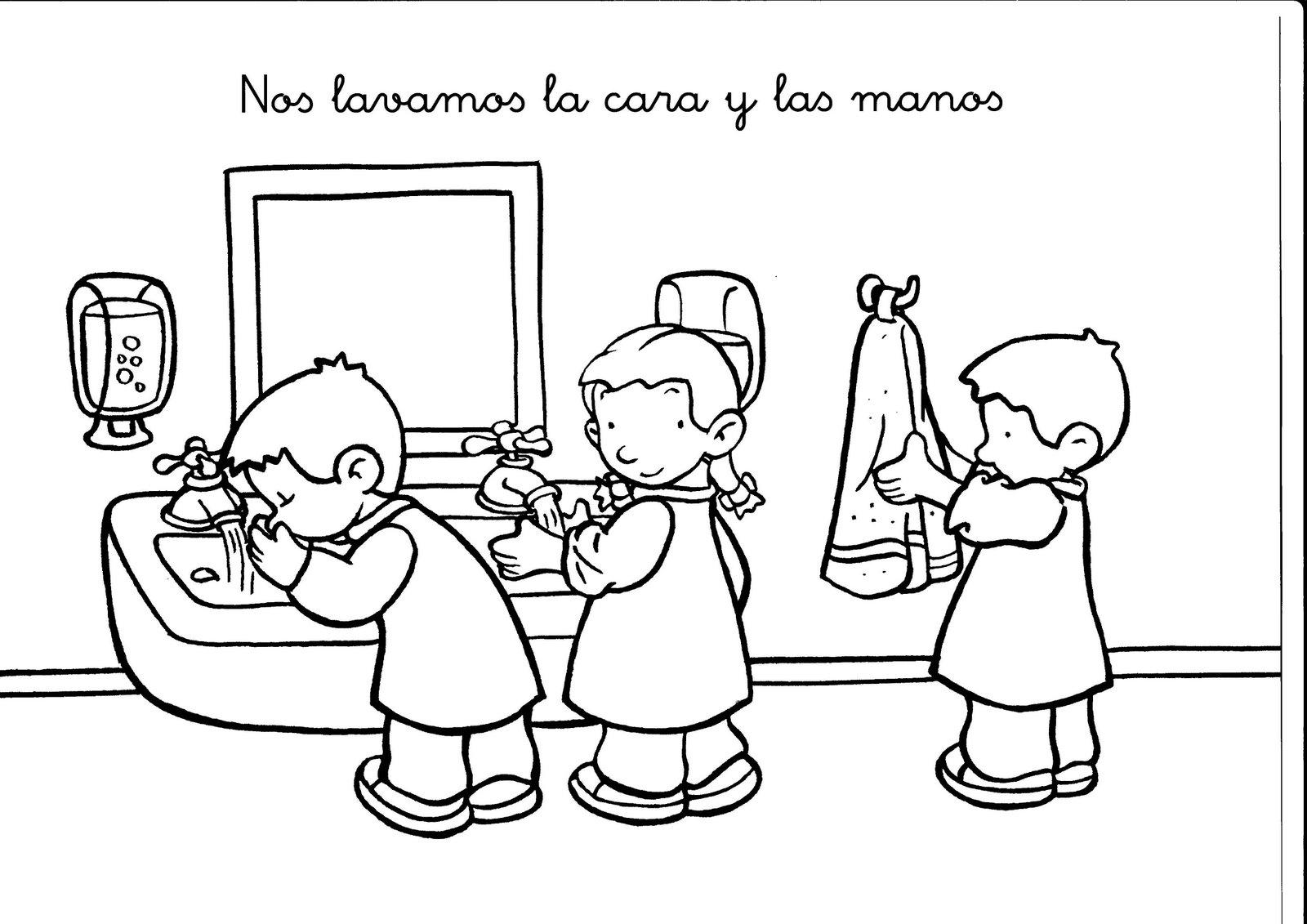 Dibujos Normas Del Aula Colorear Tus Dibujos