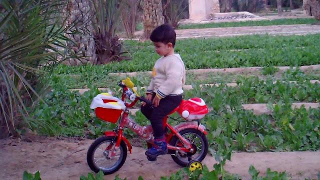 تعلم ركوب الدراجة ذات العجلات الثلاث للأطفال من عمر سنتين إلى 4 سنوات