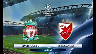 Crvena Zvezda vs Liverpool Live Streaming Today Tuesday 06-11-2018 Champions League