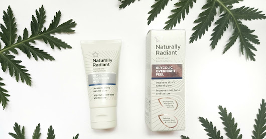Naturally Radiant Glycolic Overnight Peel Superdrug