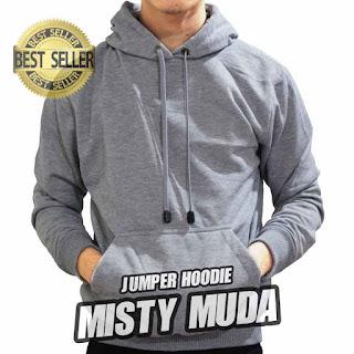 hoodie jumper polos misty muda