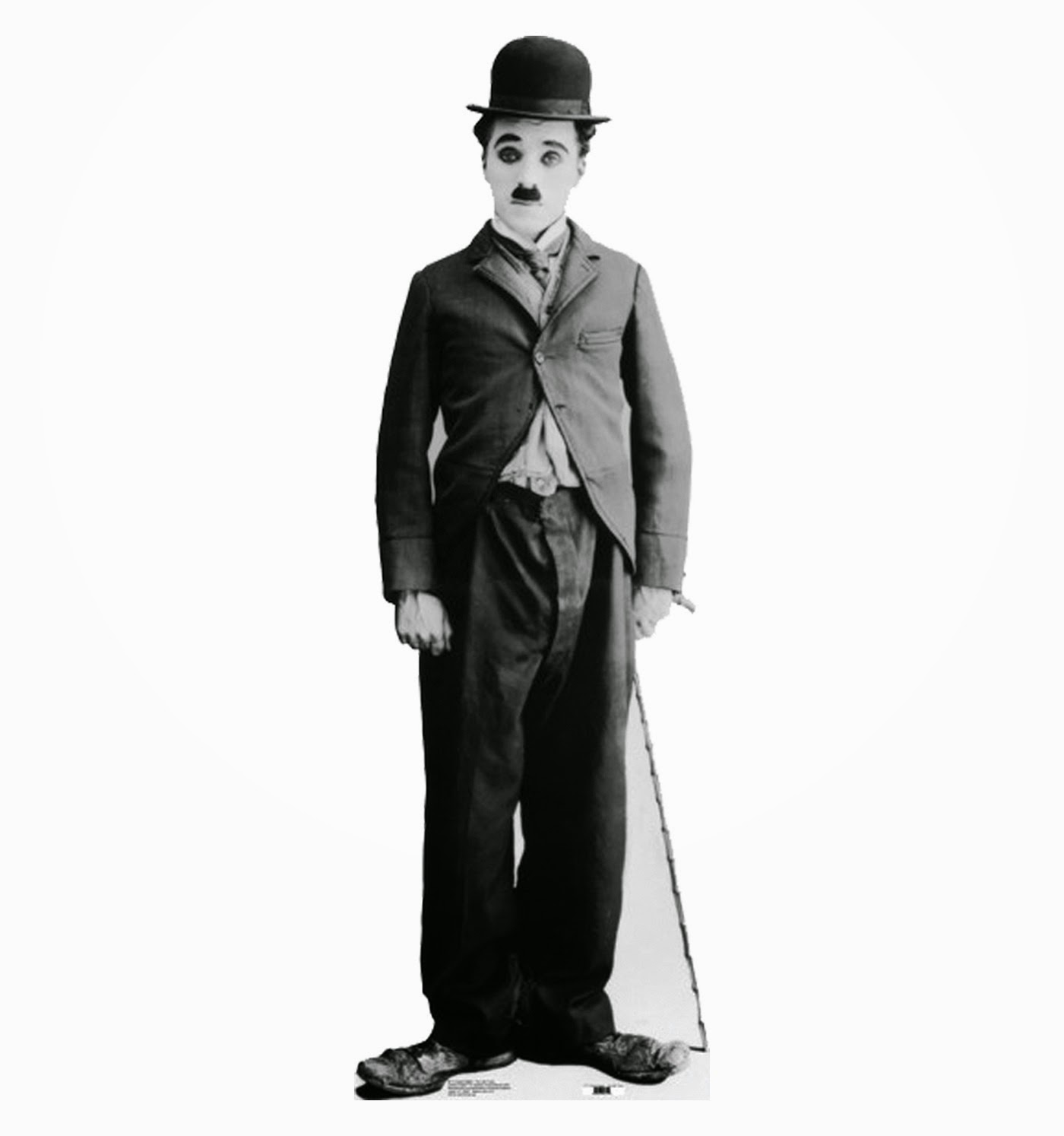 Charlie Chaplin Red Shoes