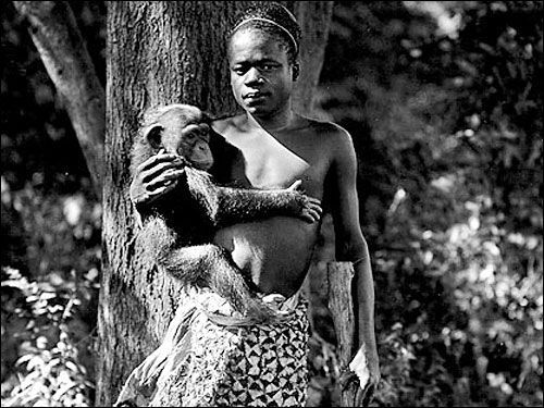 Lima Potret Mengerikan Kebun Binatang Manusia