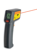 JUAL INFRARED THERMOMETER TFA CALL 0812-8222-998