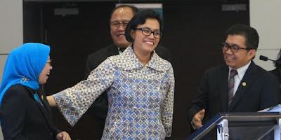 Sri Mulyani: Ada orang Indonesia kaya tapi mentalnya miskin - Info Presiden Jokowi Dan Pemerintah