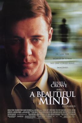 Poster Film A Beautiful Mind Biografi