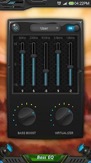 Download gratis Equalizer & Bass Booster Pro