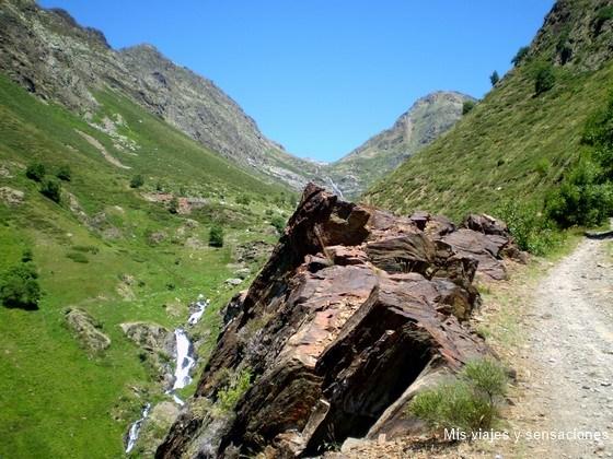 Excursión al lago de la Gola, Pirineo, Lleida