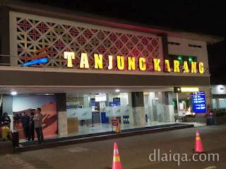 Stasiun Tanjung Karang, Bandar Lampung