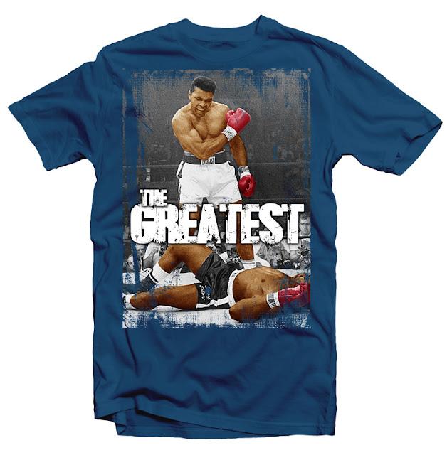 ali tshirt design