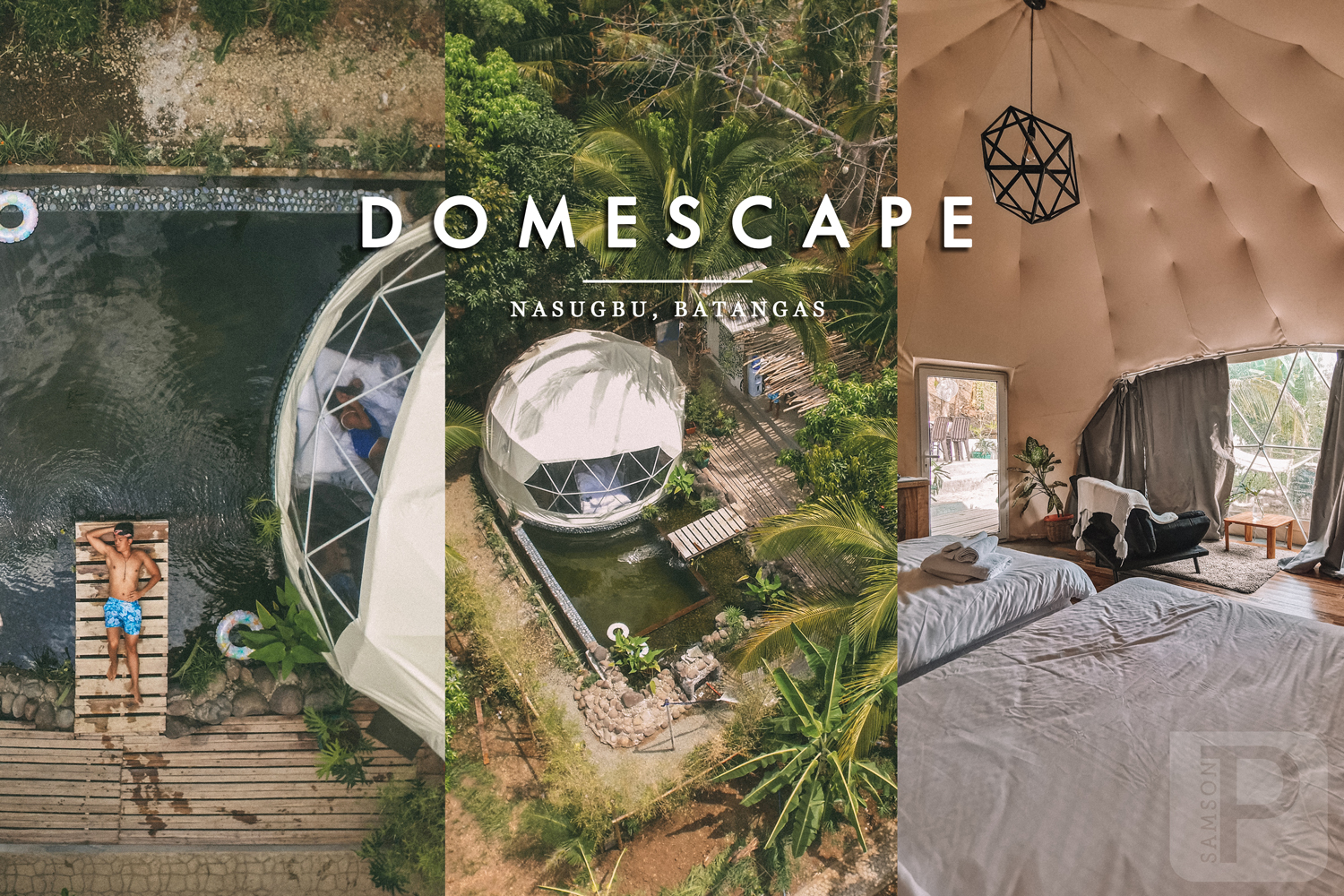 Here's a Sneak Peek of Domescape: The First Dome Glamping Site in the Philippines!