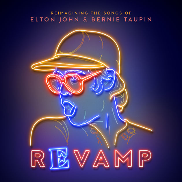 Various Artists - Revamp: The Songs of Elton John & Bernie Taupin [iTunes  Plus AAC M4A]