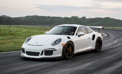 Porsche 911 GT3 493bhp supercar Review