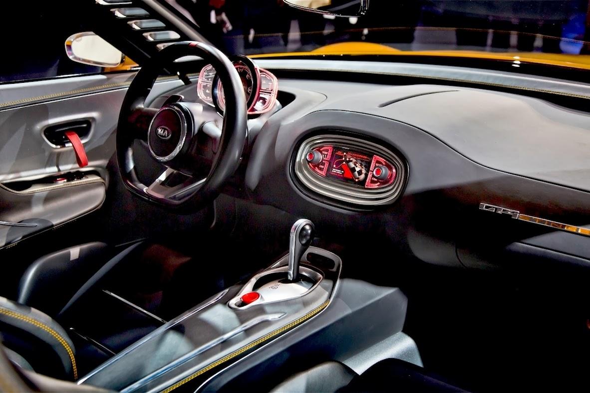 Fab Wheels Digest F W D 2014 Kia Gt4 Stinger Concept