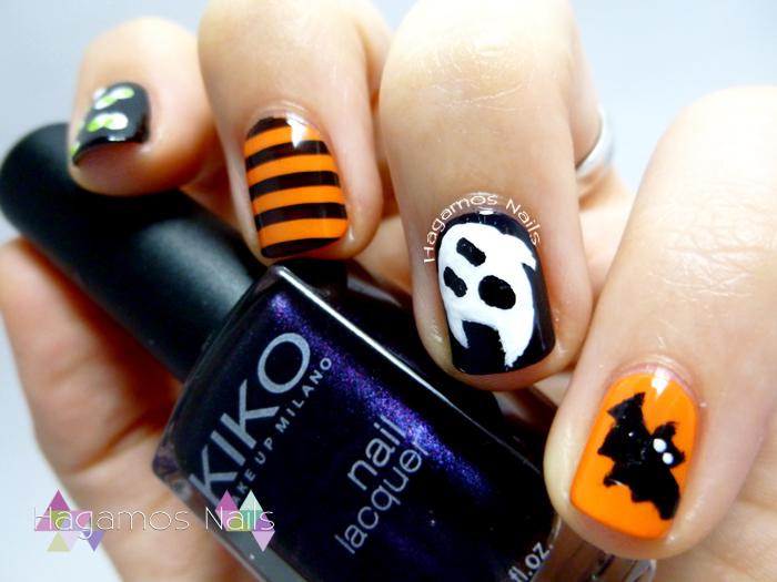 Nail Art Halloween. Hagamos Nails