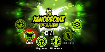 Ben 10 Games On android, Ben 10 Alien Force
