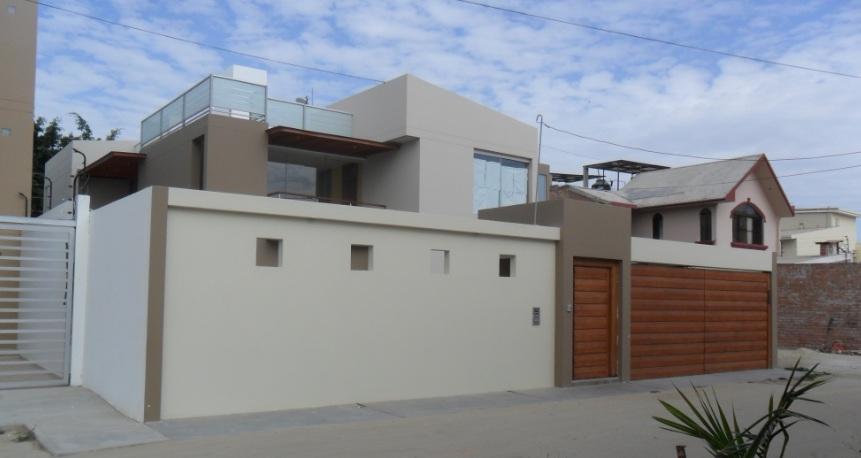 Fachadas y casas bellas fotos de casas modernas tomadas for Fachadas de bardas para casas pequenas