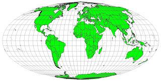 Proyeksi Peta dan Jenisnya