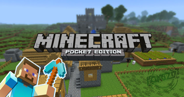 Minecraft Pocket Edition v1.5.0.14 Mod Apk Terbaru (Immortality)