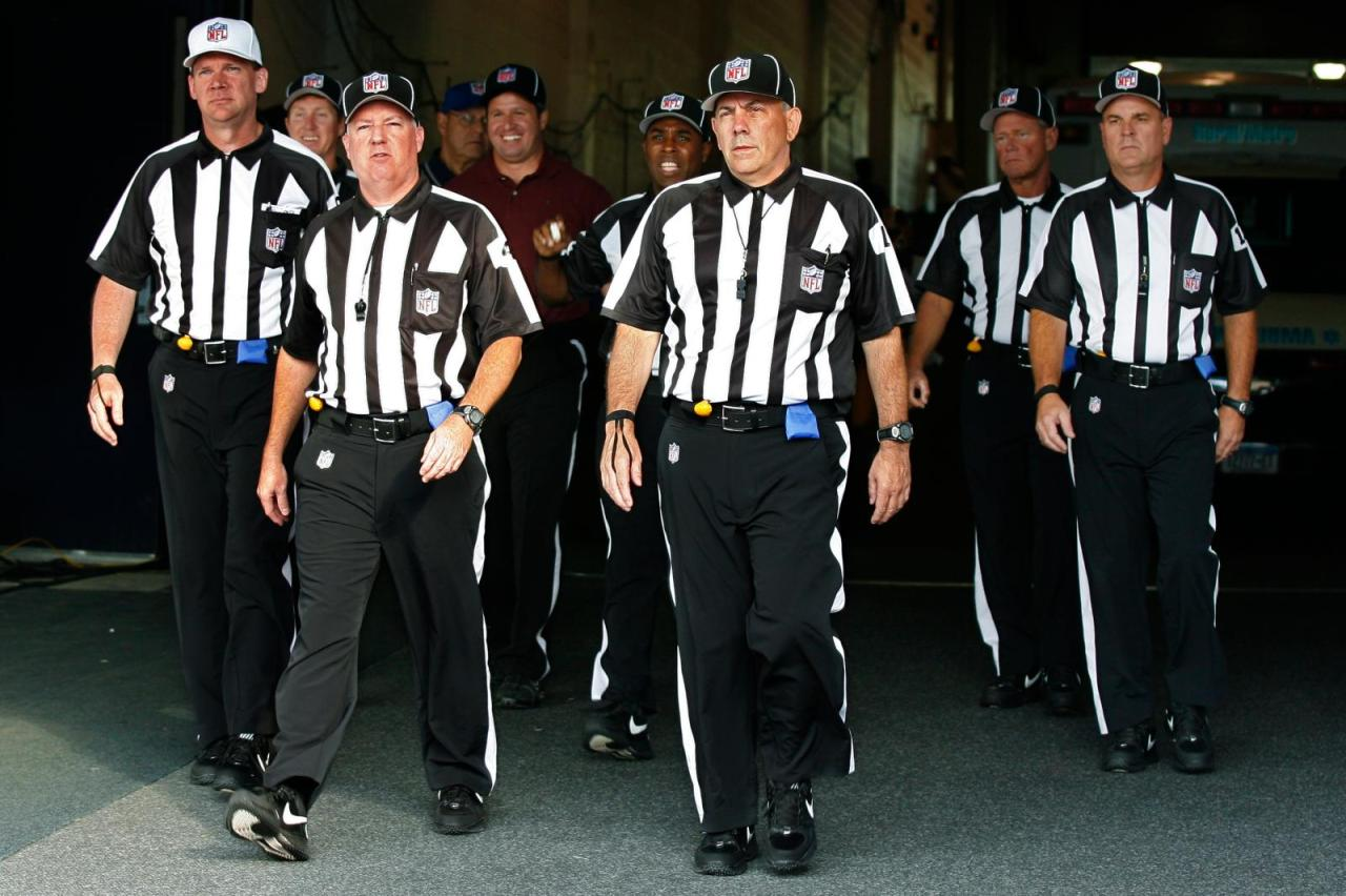 Football Officials Uniform 11