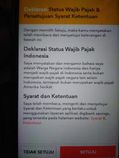 Cara Membuka Rekening Digibank Indonesia