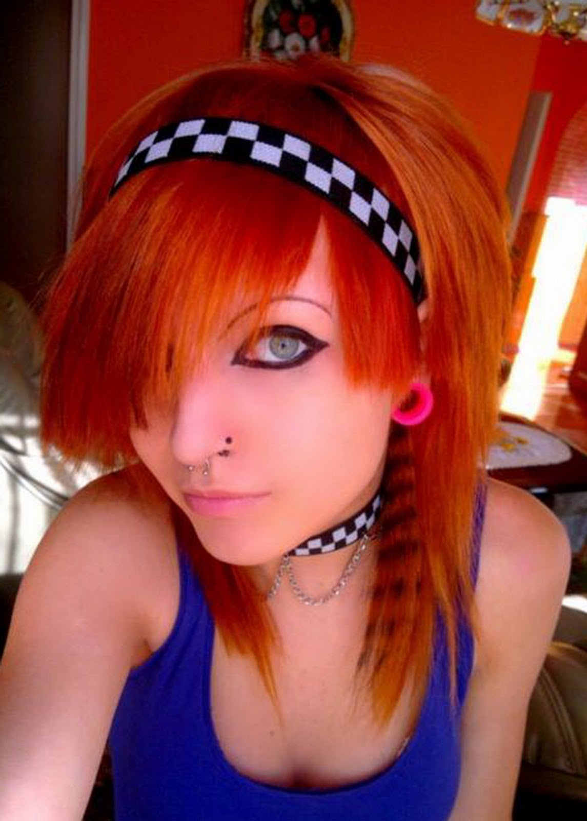 new emo, new model, trend hairs, girls and boys: Emo girls