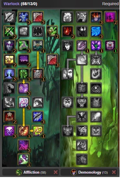 Wow 3 3 5 Warlock demonology Pvp guide For beginners