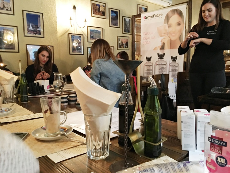 Krakowskie spotkanie blogerek 22.10.2017