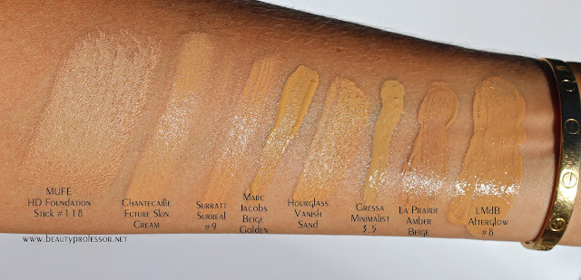 Makeup forever hd foundation shades in order